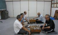 朱四学区囲碁・将棋サロン