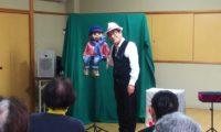 日彰学区「すこやか健康教室サロン」にお邪魔しました