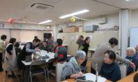 富有学区「いきいきサロン」(平成31年1月8日)