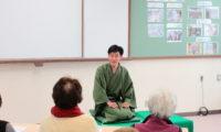 朱六学区「朱六いきいきサロン」(平成31年3月16日)