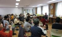 朱八学区「健康体操」(平成31年3月19日)
