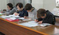 乾学区社協(ペン習字教室)平成31年4月11日