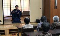 朱一学区「朱一すこやかサロン」(令和元年5月11日)